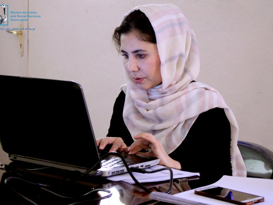 Photography Training for Herat citizens