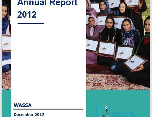 WASSA 2012 Annual Report