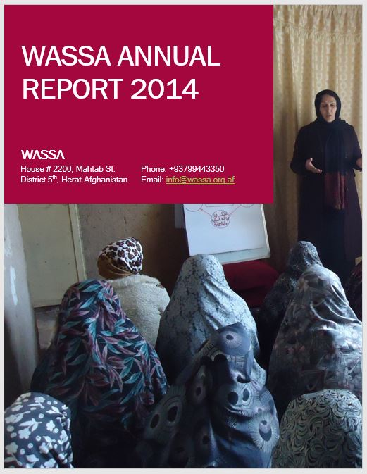 WASSA Annual Report 2014